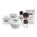 Kosmetyki Proraso i pędzel z włosia borsuka Omega