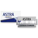 Astra Stainless żyletki do maszynek do golenia